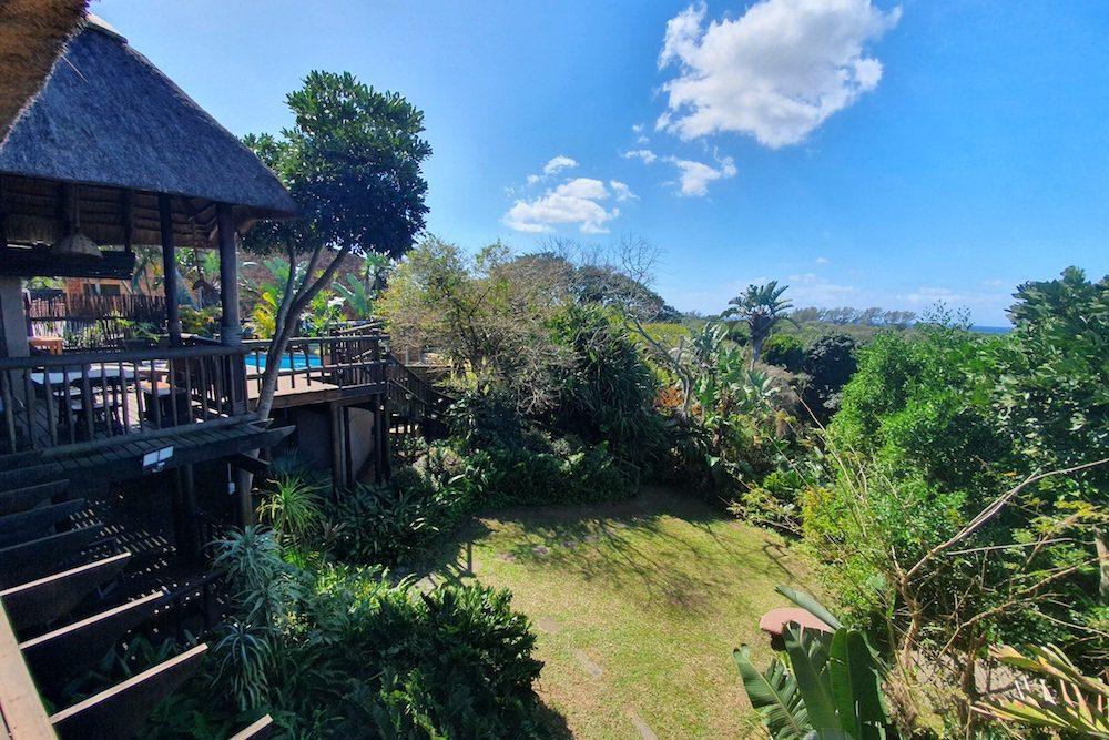 Ndiza Lodge Garden