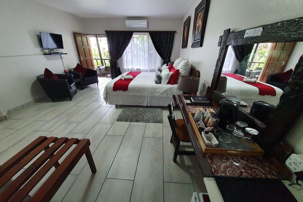 Ndiza Lodge King Room