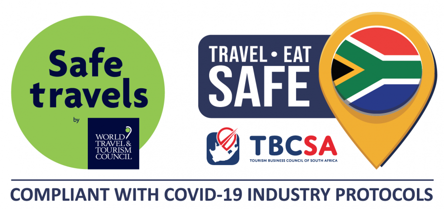 TBCSA TravelSafe EatSafe Badge